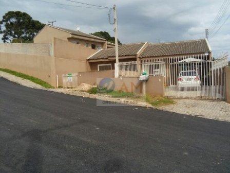 Casa A Venda No Bairro Vila Itaqui Em Campo Largo - Pr. - 176-1
