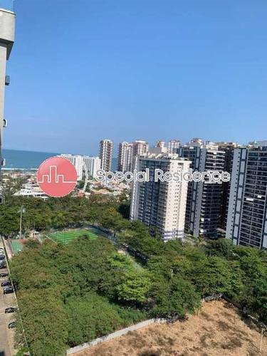 Imagem 1 de 15 de Apartamento-à Venda-barra Da Tijuca-rio De Janeiro - 201455