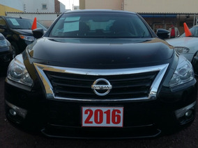 Nissan Altima 3.5 Exclusive Cvt 2016