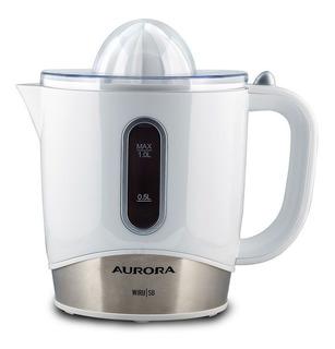 Exprimidor Aurora Wiru Blanco