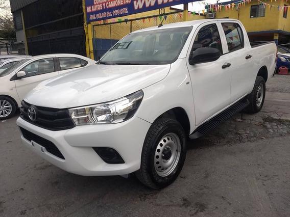 Toyota Hilux Doble Cabina 2019,