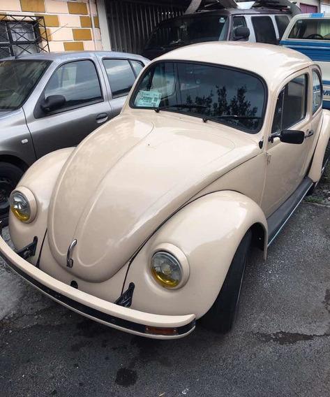 Volkswagen Vw Vocho Bocho 1984