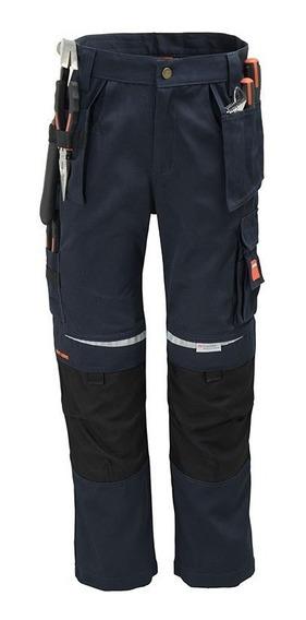 Pantalon De Trabajo Ombu Aire Libre Porta Herramienta