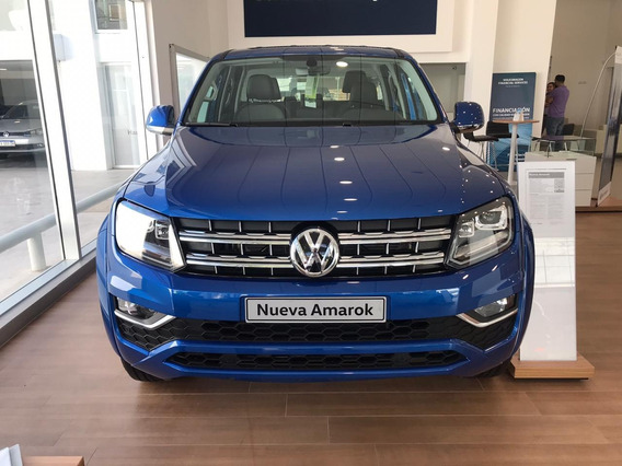 Volkswagen Amarok Highline 4x2 At 0km, Contado