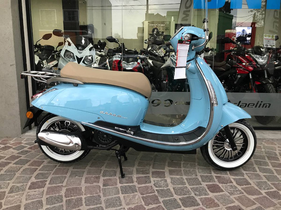 Scooter Beta Tempo 150 De Luxe 0km
