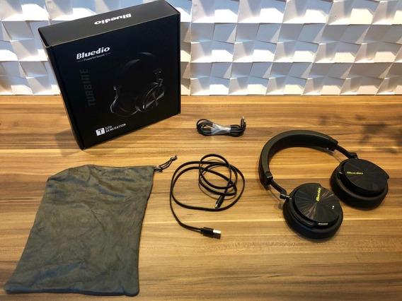 Bluedio T5 Cancelamento De Ruído Ativo - Bluetooth