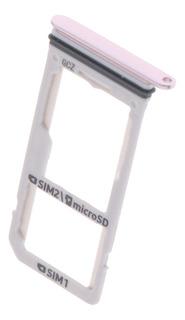 Sim Cartão + Micro Sd Cartão Titular Slot Bandeja Para Sam