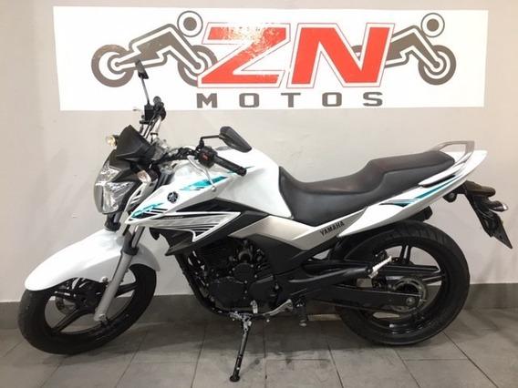 Yamaha Ys 250 Fazer 2016 Em Excelente Estado Por $12.300,00