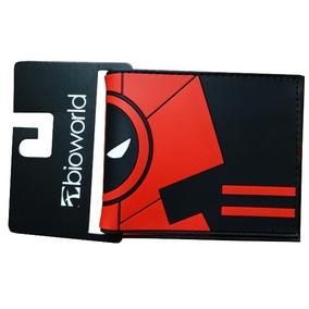 27f8a5560 Billetera Deadpool - Billeteras en Mercado Libre Chile