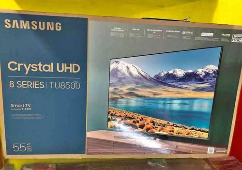 Smart Tv Samsung Crystal Uhd De 55  4k Mas Obsequio.