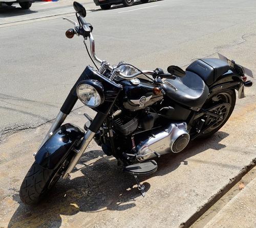 Harley Davidson Fatboy 1700cc 2016
