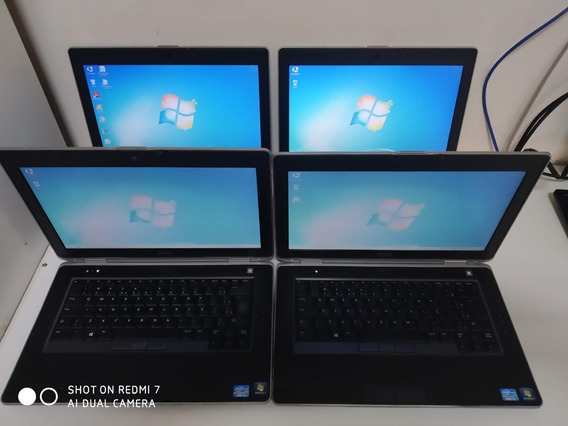 Lote 4 Dell E6430 Core I5 3340m 6gb Memória Hd 500 Gb