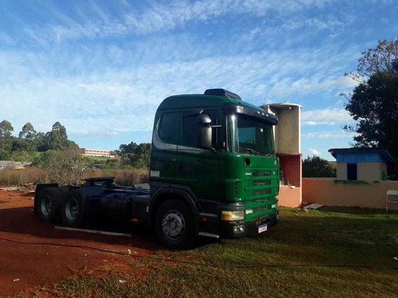 Scania 124/420