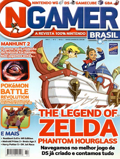 Revista Nintendo Gamer