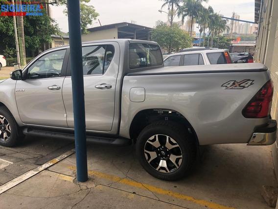 Toyota Hilux Srv 2.8 4x4 Diesel 2019