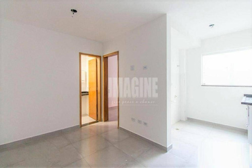 Apto Na Vila Matilde Com 1 Dorm, 37m² - Ap14610