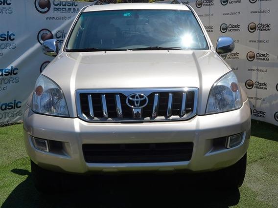 Toyota Land Cruiser Prado Limited 4x4 2008