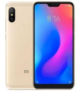 Smartphone Xiaomi Mi A2 Lite Dual Sim 64gb De 5.84 -lacrado