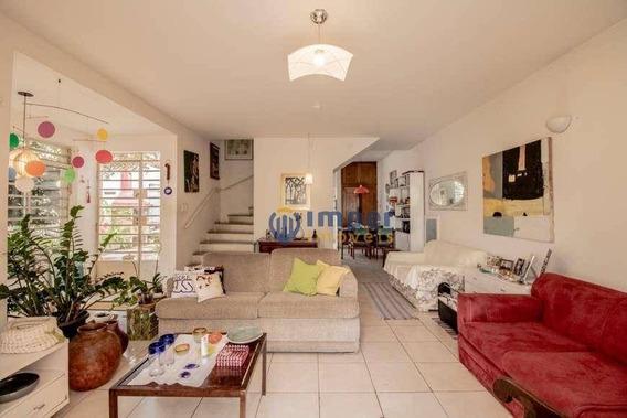 Casa Residencial À Venda, Perdizes, São Paulo - Ca0016. - Ca0016