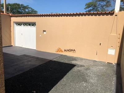 Casa Com 2 Dormitórios À Venda, 59 M² Por R$ 175.000 - Jardim Pedra Branca - Ribeirão Preto/sp - Ca1975
