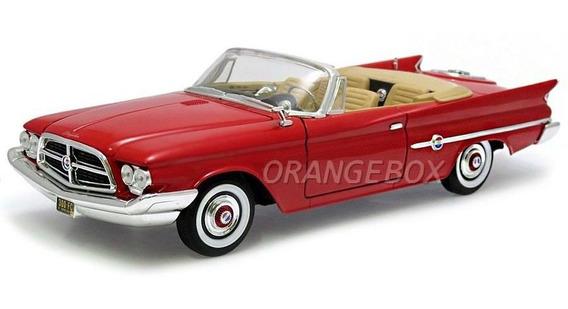 Miniatura Chrysler 300f 1960 1:18 Yat Ming
