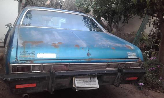 Chevy Sedan 4 Puertas-mod ´71-motor M/b/e-chapa B/e-nafta