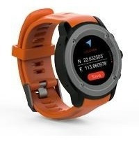 Ghia Smartwatch Draco 1.3 Touch Heart Rate Bt Gps Naranja