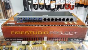 Placa Presonus Firestudio Project