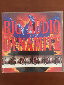Big Audio Dynamite Vinyl Mega Top Phoenix Lp