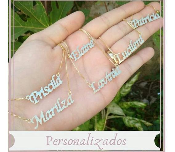 Cordões Personalizados Com Seu Nome