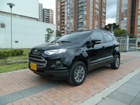 Ford Ecosport Freestyle Mt 2000 Cc 2017