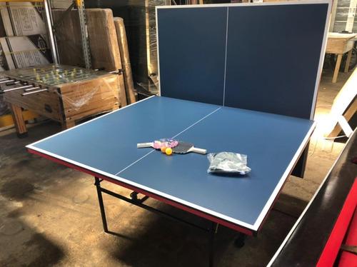 Imagen 1 de 3 de Mesas Ping Pong Profesionales Nuevas