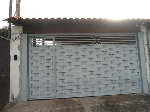 Imagem 1 de 6 de Casa Com 3 Dorms, Jardim São Luís, Santana De Parnaíba - R$ 530.000,00, 110m² - Codigo: 234737 - V234737