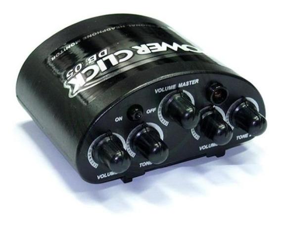 Monitor Individual De Áudio Power Click - Db 05s