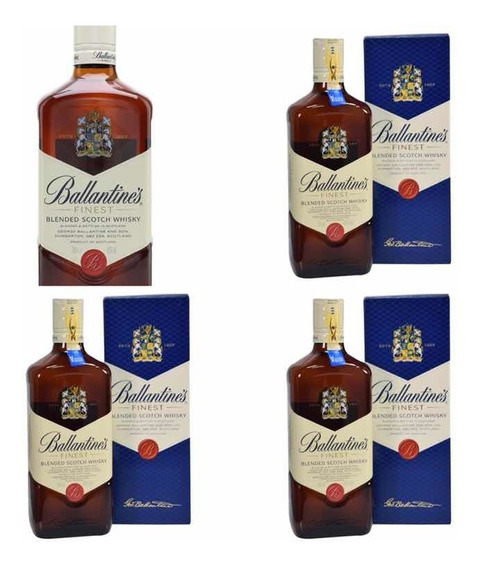 Whisky Ballantines 750 Ml
