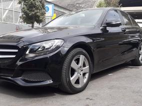 Mercedes-benz Clase C 1.6 180 Cgi Mt 2016
