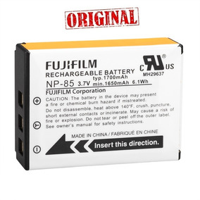 L* Bateria Original Np 85 Fujifilm Finepix Sl1000