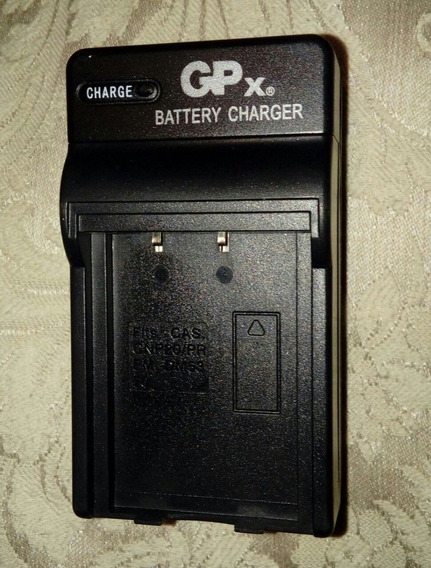 Carregador De Bateria Casio Np-20 Generico