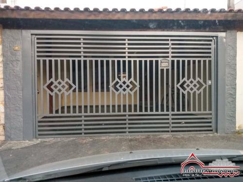 Casa No Jd Santa Maria Jacareí Sp - 7605