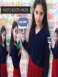 Props Para Photoboots (cartelitos Para Fotos) (por 50 Unidad