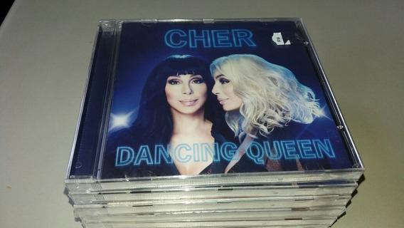Cd Cher - Dancing Queen - Abba - Tiragem Aa - Lacrado