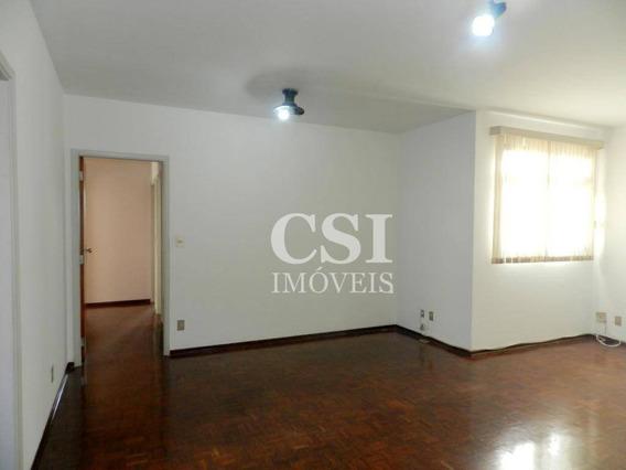 Apartamento Com 3 Dormitórios À Venda, 88 M² Por R$ 500.000,00 - Cambuí - Campinas/sp - Ap1247