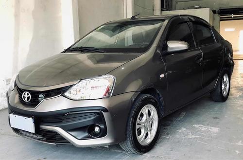 Toyota Etios 1.5 X 6mt My19 2019