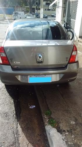 Renault Clio Sedan 1.0 16 V 2006 Authentic Flex