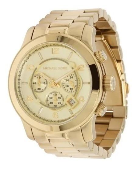 Relógio Michael Kors Mk8077 100% Original C/ Caixa Mk