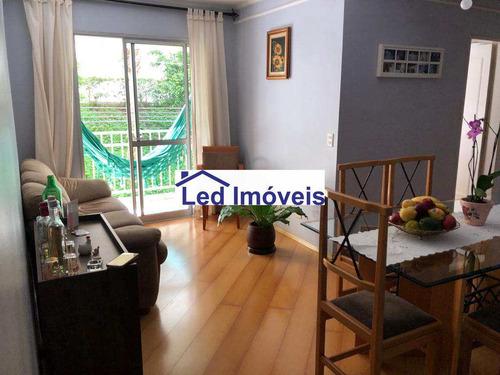 Imagem 1 de 15 de Apartamento Com 3 Dorms, Vila Lageado, São Paulo - R$ 299 Mil, Cod: 921 - V921