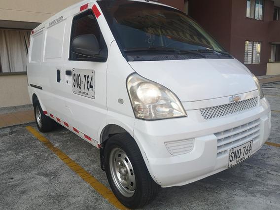 Chevrolet Van N300 Modelo 2012