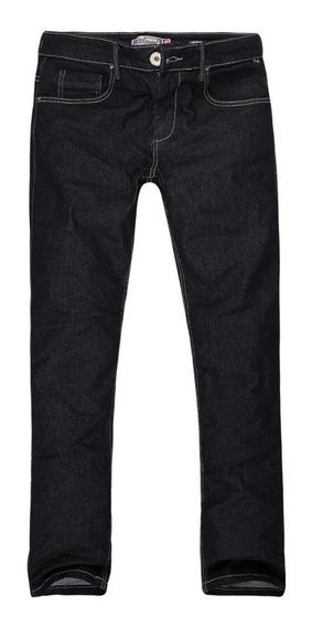 Calça Jeans Masculina Slim Stretch