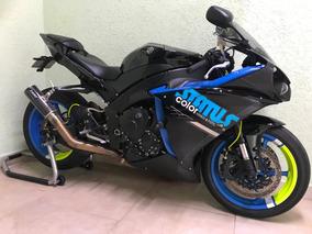 Yamaha Yzf_r1