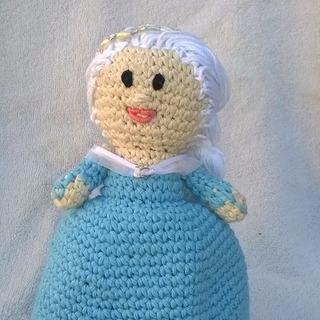 Elsa De Frozen Reversible